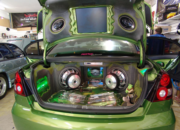 Car audio installation wichita ks