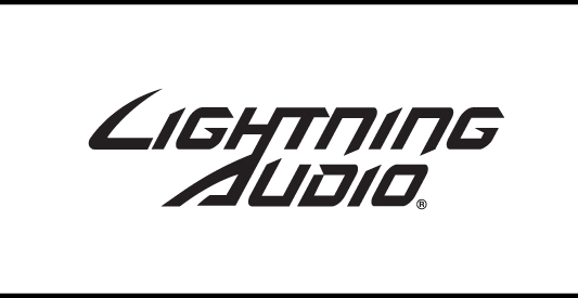 Lightning Car Audio